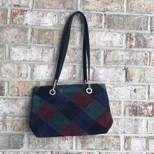🍓5/$20 vintage blocks purse!